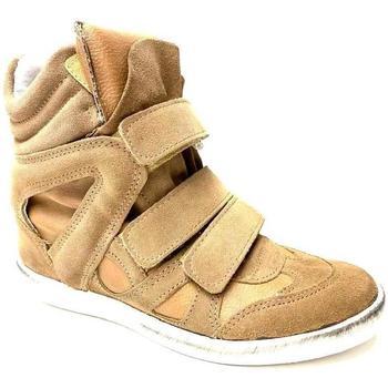 Scarpe Donna Sneakers alte Gwen ATRMPN-24219 Beige