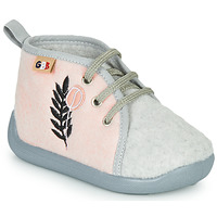 Scarpe Unisex bambino Pantofole GBB APOLOCHON Rosa