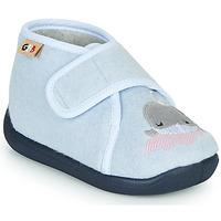 Scarpe Unisex bambino Pantofole GBB APOCHOU Blu