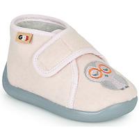 Scarpe Bambina Pantofole GBB APOCHOU Rosa