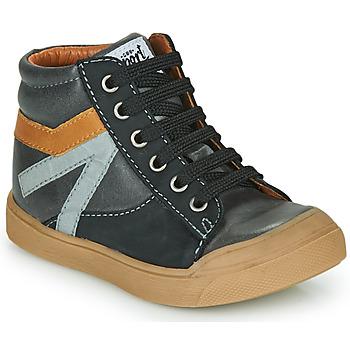 Scarpe Bambino Sneakers alte GBB ARNOLD Grigio