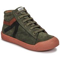Scarpe Bambino Sneakers alte GBB ARNOLD Verde