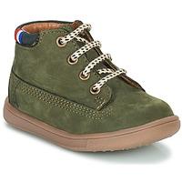 Scarpe Bambino Sneakers alte GBB JEANNOT Verde