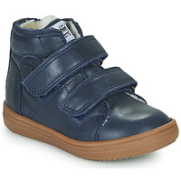 Scarpe Bambino Sneakers alte GBB DIEGGO Blu