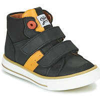 Scarpe Bambino Sneakers alte GBB KIMMY Nero