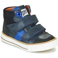 Scarpe Bambino Sneakers alte GBB KIMMY Blu