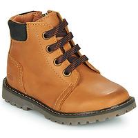 Scarpe Bambino Sneakers alte GBB CORRY Giallo