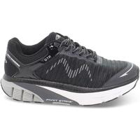 Scarpe Donna Sneakers basse Mbt Sneakers  GTR RUNNING W in tessuto e ecopelle nero e grigio nero,grigio