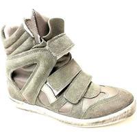 Scarpe Donna Sneakers alte Gwen ATRMPN-24220 Grigio