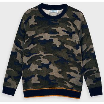 Abbigliamento Unisex bambino Maglioni Mayoral ATRMPN-24223 Verde