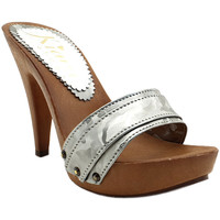 Scarpe Donna Ciabatte Kiara Shoes K21301 Camouflage