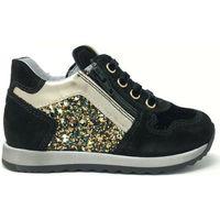 Scarpe Bambina Sneakers basse NeroGiardini A921221F Nero