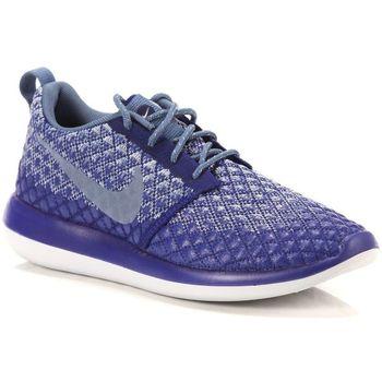 Scarpe Donna Sneakers basse Nike Wmns Roshe Two Flyknit 365 Blu