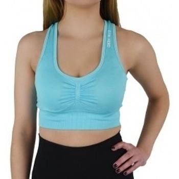 Abbigliamento Donna Reggiseno sportivo Gymhero Miami Cute Bra blu