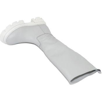 Scarpe Donna Stivali Ls Luisantiago Stivali donna xena platform boots in vera pelle GRIGIO