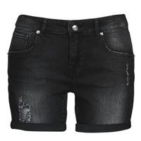 Abbigliamento Donna Shorts / Bermuda Moony Mood ONANA Nero