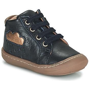 Scarpe Bambina Sneakers alte GBB APOLOGY Blu