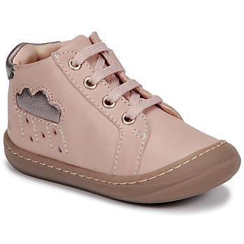 Scarpe Bambina Sneakers alte GBB APOLOGY Rosa