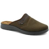 Scarpe Uomo Pantofole Inblu ATRMPN-24391 Marrone