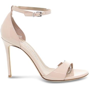Scarpe Donna Sandali Sergio Levantesi Sandalo con tacco  in vernice carne rosa