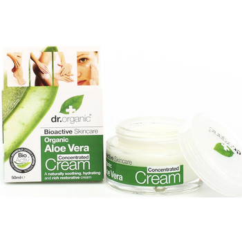 Bellezza Idratanti e nutrienti Dr. Organic Aloe Vera Crema Concentrada
