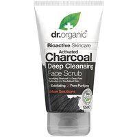 Bellezza Maschere & scrub Dr. Organic Bioactive Organic Deep Cleansing Face Scrub  125 ml