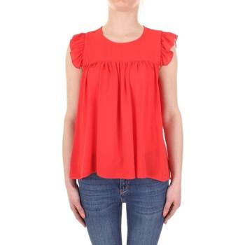 Abbigliamento Donna Top / T-shirt senza maniche Gaudi' ATRMPN-24411 Rosso