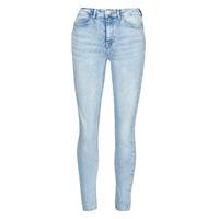 Abbigliamento Donna Jeans slim Only ONLPAOLA Blu / Clair