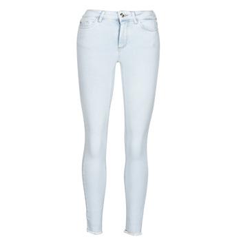 Abbigliamento Donna Jeans slim Only ONLBLUSH Blu / Clair
