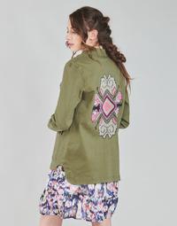 Abbigliamento Donna Giacche / Blazer Only ONLAUDREY Kaki