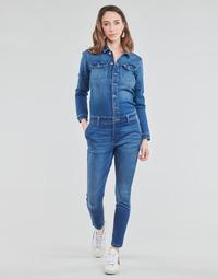 Abbigliamento Donna Tuta jumpsuit / Salopette Only ONLCALLI Blu / Medium