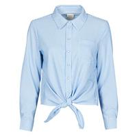 Abbigliamento Donna Camicie Only ONLLECEY Blu