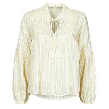 Abbigliamento Donna Top / Blusa Only ONLNEW ELISA Beige