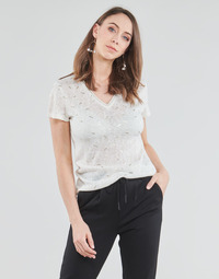 Abbigliamento Donna Top / Blusa Only ONLSTEPHANIA Bianco