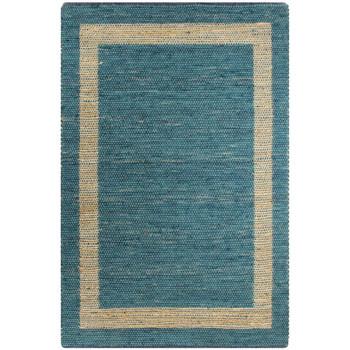 Casa Tappeti VidaXL Tappeto 160 x 230 cm Blu