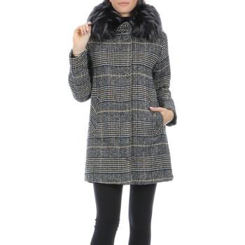 Abbigliamento Donna Cappotti X-cape ATRMPN-24421 Nero