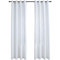 Casa Tende VidaXL Tenda 140 x 175 cm Bianco