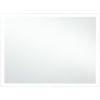 Casa Specchi VidaXL Specchio con LED 100 x 60 cm Argento