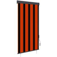 Casa Tende VidaXL Tenda a rullo per esterni 80 x 250 cm Arancione
