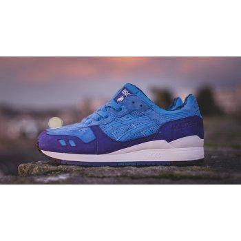 Scarpe Sneakers basse Asics Gel Lyte 3 Solstice Mid Blue/Mid Blue