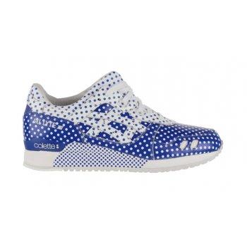 Scarpe Sneakers basse Asics Gel Lyte 3 x Colette Dark Blue/White