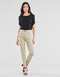 Abbigliamento Donna Pantalone Cargo G-Star Raw HIGH G-SHAPE CARGO SKINNY PANT WMN Beige