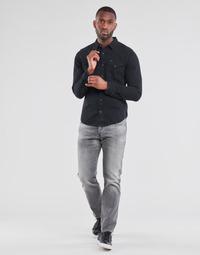Abbigliamento Uomo Jeans dritti G-Star Raw 3301 STRAIGHT Grigio