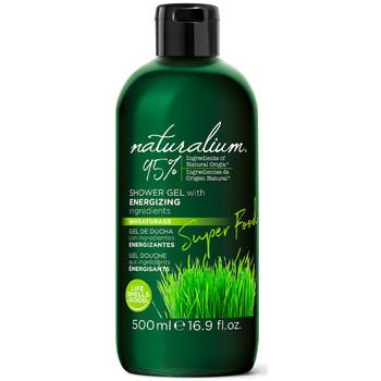 Bellezza Corpo e Bagno Naturalium Super Food Wheatgrass Energizing Gel De Ducha  500 ml
