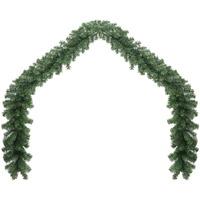 Casa Decorazioni natalizie VidaXL Addobbo Natalizio 10 m Bianco