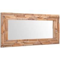 Casa Specchi VidaXL Specchio 120 x 60 cm Marrone