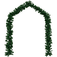 Casa Decorazioni natalizie VidaXL Ghirlanda 20 m Verde