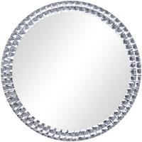 Casa Specchi VidaXL Specchio da parete 70 cm Argento