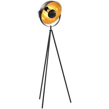 Casa Lampade da terra VidaXL Lampada da terra 31 cm Nero