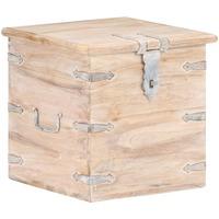 Casa Bauli, scatole di immagazzinaggio VidaXL Baule Marrone